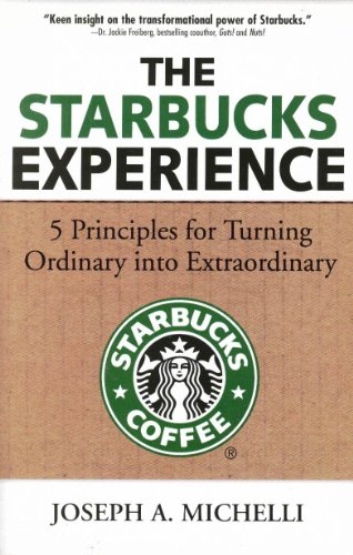 9780739487334: The Starbucks Experience