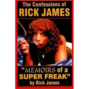 9780739487440: The Confessions of Rick James: Memoirs of a Super Freak
