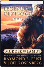 9780739487686: Murder in Lamut (Legends of the Riftwar, Book 2)