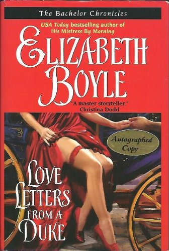 9780739487846: Love Letters From a Duke