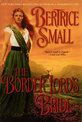 9780739489529: The Border Lord's Bride