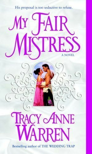 9780739489789: MY FAIR MISTRESS BY (WARREN, TRACY ANNE)[BALLANTINE BOOKS]JAN-1900