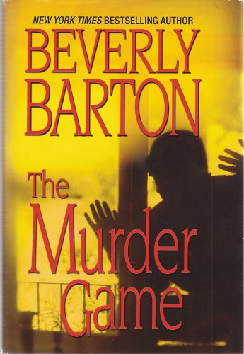 9780739492062: The Murder Game - Large Print Edition