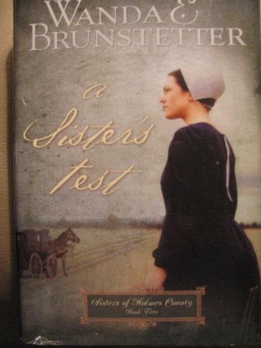 9780739492192: A Sister's Test (Sisters of Holmes County #2)