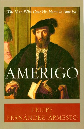 9780739492437: Amerigo: The Man Who Gave His Name to America