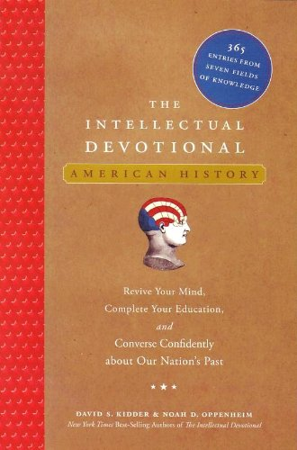 9780739494257: The Intellectual Devotional American History