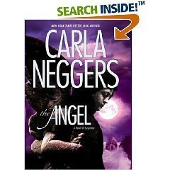 The Angel - A Novel of Suspense (Large Print): Carla Neggers