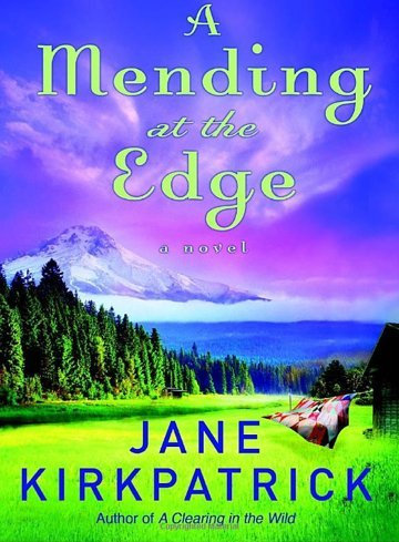 9780739495452: A Mending At The Edge - Change And Cherish Historical Series
