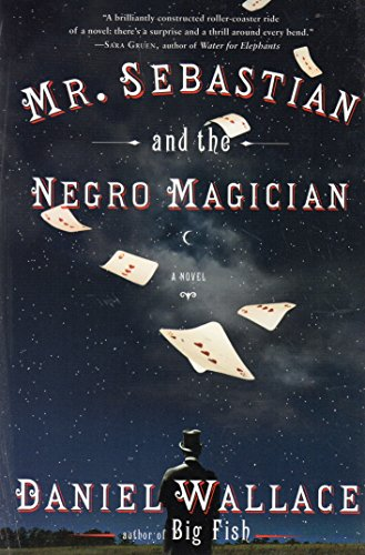 9780739495605: MR. SEBASTIAN AND THE NEGRO MAGICIAN: A novel.