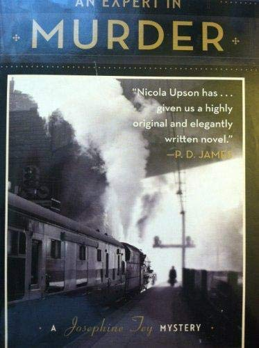 9780739496411: An Expert in Murder (A Josephine Tey Mystery), Large Print Edition