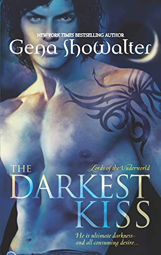 9780739496602: The Darkest Kiss (Lords of the Underworld) [Gebundene Ausgabe] by Gena Showalter