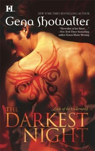 9780739496657: The Darkest Night (Lords of the Underworld, Book 1)