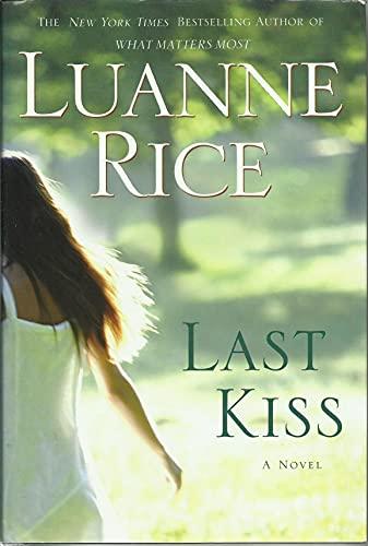 Last Kiss: Luanne Rice