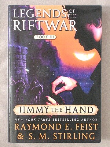 9780739499580: Jimmy the Hand (Legends of the Riftwar, 3)