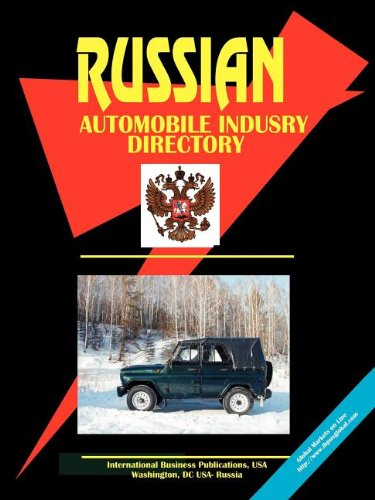 9780739700020: Russia Automobile Industry Directory