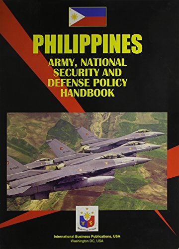 Philippines Army Handbook (World Business, Investment and Government Library) Ibp Usa