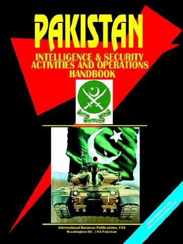 9780739711941: Pakistan Intelligence, Security Activities & Operations Handbook (World Political Leaders Library)