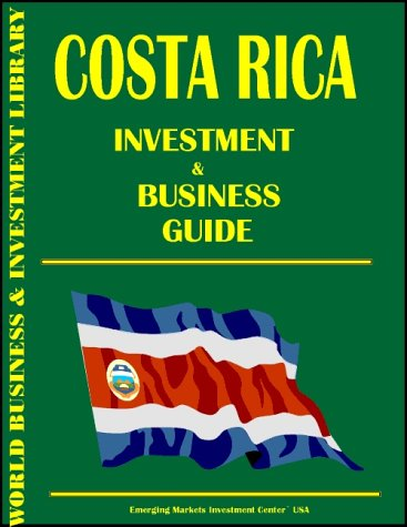 9780739717400: Costa Rica Investment & Business Guide