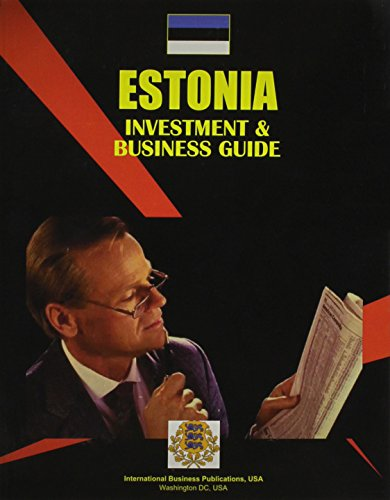 9780739717554: Estonia Investment & Business Guide 3rd Edition