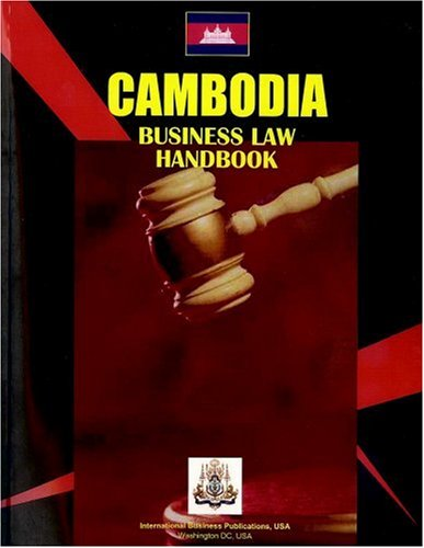9780739719282: Cambodia Business Law Handbook