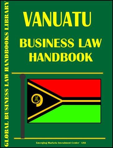 9780739720837: Vatican City Business Law Handbook (World Business Law Handbook Library)
