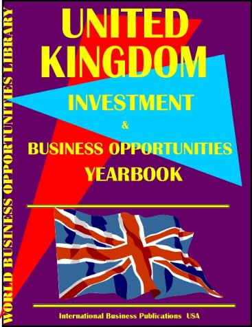 United States Business & Investment Opportunities Yearbook (World Business & Investment ...