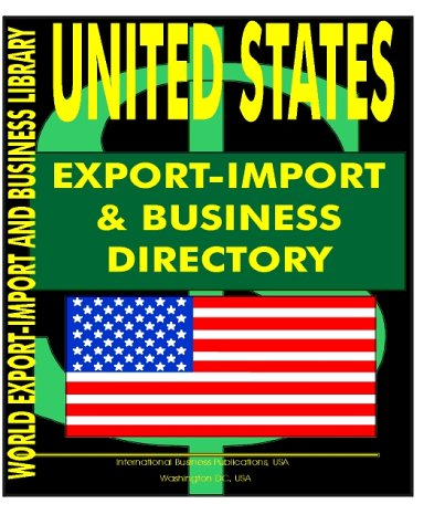 9780739733868: United States Export-Import and Business Directory (World Export-Import and Business Library)