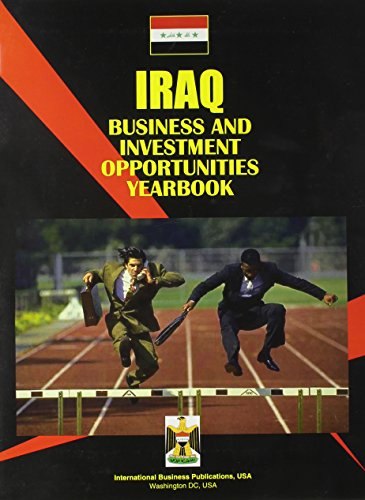 Iraq Business & Investment Opportunities Yearbook: Usa, Ibp