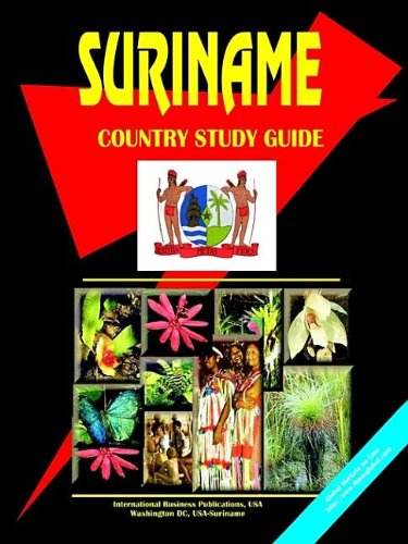 9780739744390: Suriname Country Study Guide (World Country Study Guide Library)