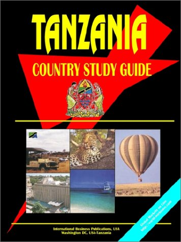 9780739744468: Tanzania Country Study Guide (World Country Study Guide Library)