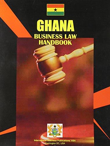 9780739745656: Ghana Business Law Handbook