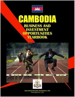 9780739747285: Cambodia: Business and Investment Opportunities Yearbook