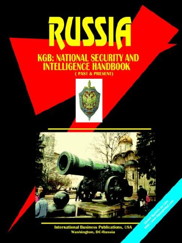 9780739754559: Russia KGB (National Security and Intelligence Handbook: Past And Present (World Business, Investment and Government Library)
