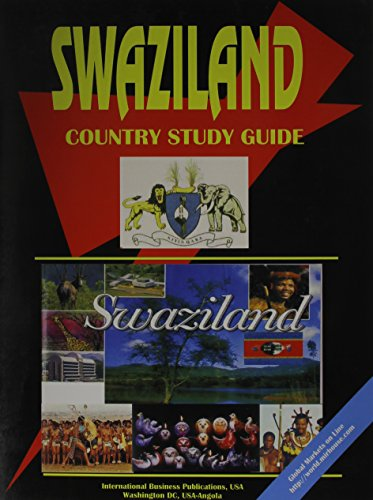 Swaziland Country Study Guide: Ibp Usa