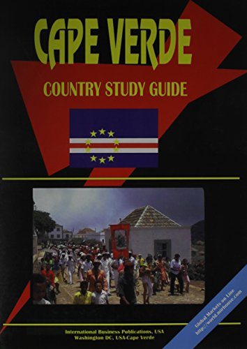 9780739761809: Cape Verde Country Study Guide