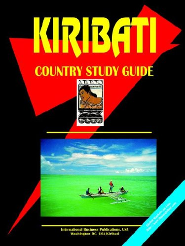 9780739761939: Kiribati Country Study Guide