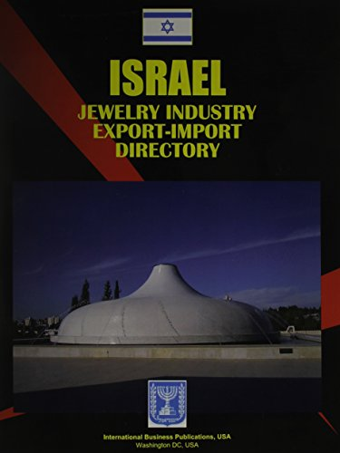 9780739762677: Israel Jewelry Industry Export-Import Directory (World Business Library)