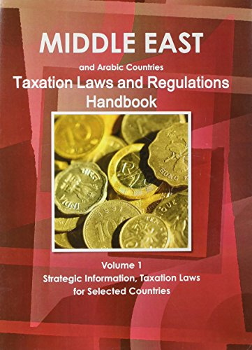 9780739766958: Middle East And Arabic Countries Taxation Law Handbook (World Business, Investment and Government Library)