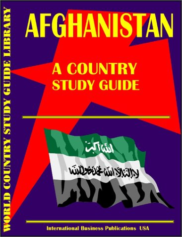 9780739778012: Afghanistan Country Study Guide (Russian Regional Investment and Business Library)