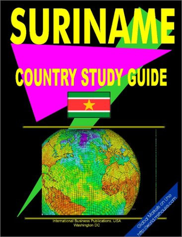 9780739779866: Suriname Country Study Guide (World Foreign Policy and Government Library)