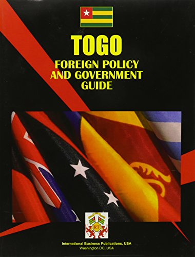 9780739783948: Togo Foreign Policy and Government Guide (Russia Industrial Library)