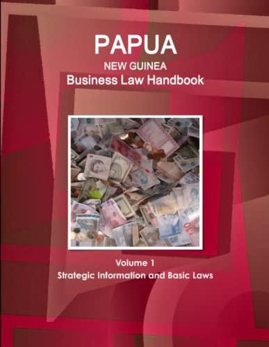 9780739787410: Papua New Guinea Business Law Handbook