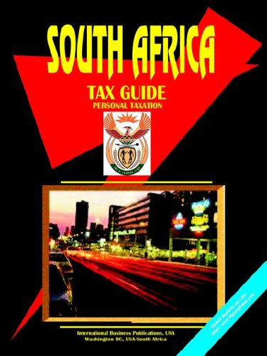 9780739791912: South Africa Tax Guide: Personal Taxation