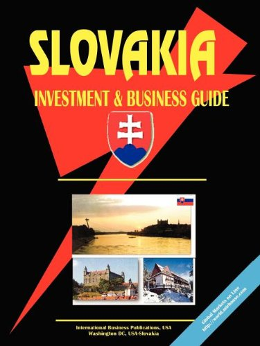 9780739792315: Slovakia Investment and Business Guide