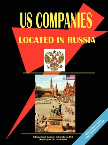 Us Companies in Russia Directory: Ibp Usa