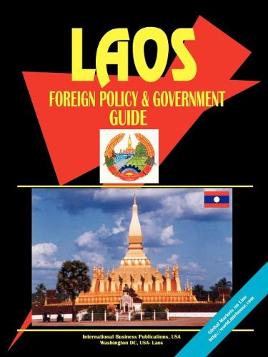 9780739793411: Laos Foreign Policy and Government Guide