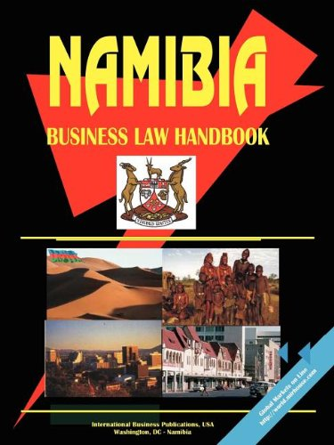 9780739793879: Namibia: Business Law Handbook