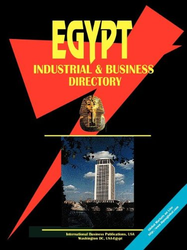 Egypt Industrial and Business Directory (World Business,