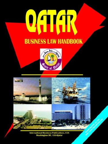 Qatar Business Law Handbook: Compiler-USA IBP