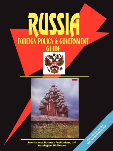9780739796696: Russia Foreign Policy and Government Guide